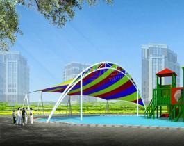 膜结构娱乐设施-002