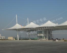 膜结构交通设施-010